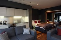 Studio Apartment, Park Place - Picture of The Chambers ...