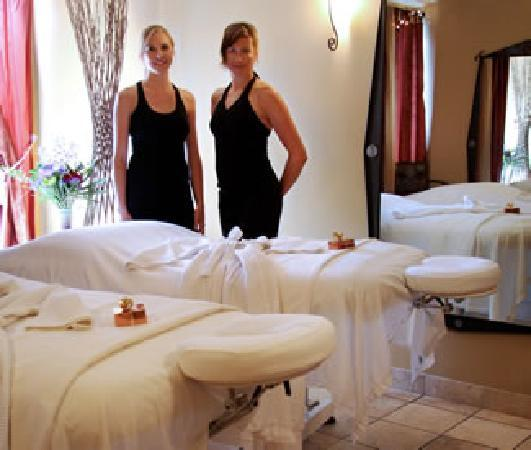 Massage Room  Picture of Mountain Spa Banff  TripAdvisor