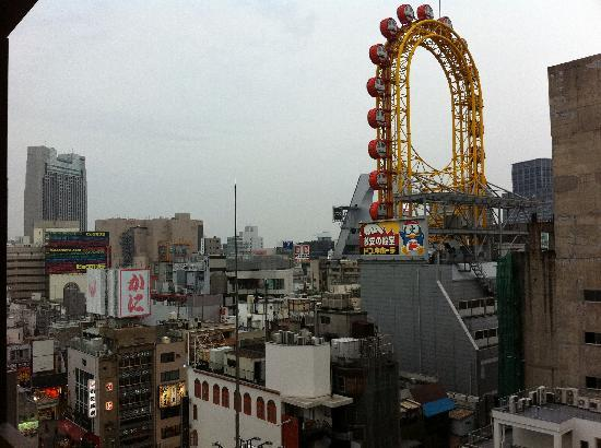 View Towards Nankai Namba Station Picture Of Holiday Inn