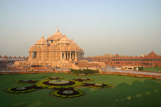Photos of Swaminarayan Akshardham, New Delhi