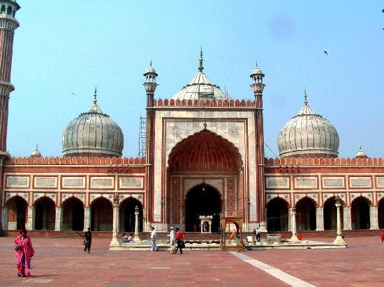 Photos of Friday Mosque (Jama Masjid), New Delhi