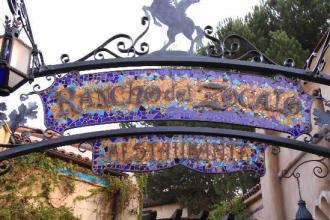 Disneyland Frontierville Dining