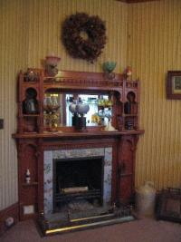 fireplace - Picture of Richards House Bed and Breakfast ...