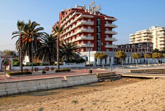 Aparthotel  Spa Acualandia Hotel Peniscola Espagne  voir les tarifs et 6 avis