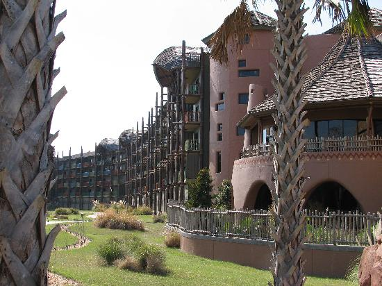 Picture Of Disney's Animal Kingdom Villas