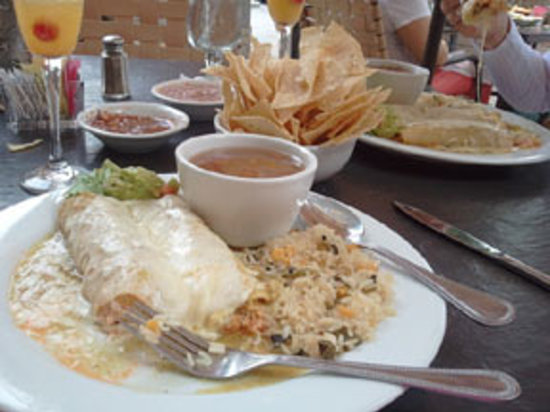 Paloma Blanca Mexican Restaurant  Catering San Antonio