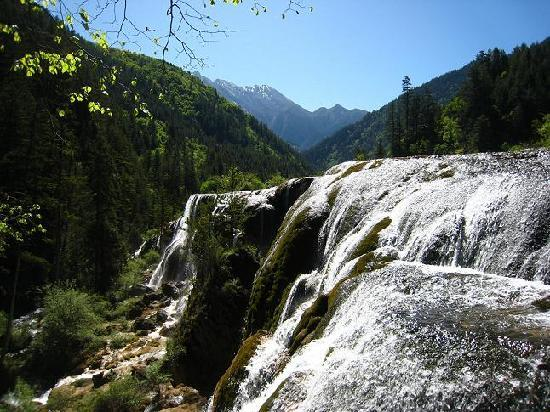 Photos of Jiuzhaigou World Heritage Site, Jiuzhaigou County