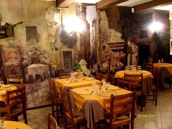 RISTORANTE ROMA SPARITA  Via della Stelletta 8 Centro