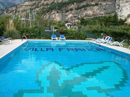 Hotel Villa Franca Pool Im Garten