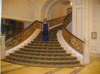 The grand staircase - Picture of The Astor Hotel, A Luxury ...