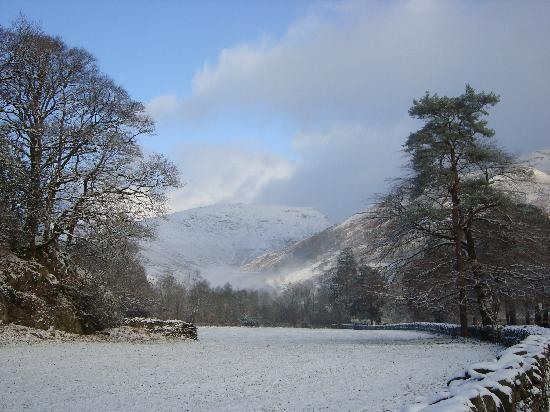 View Up Broadgate  Picture Of Grasmere, Lake District