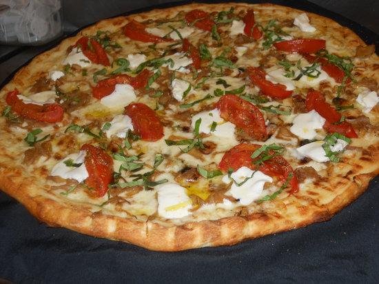Crazy Doughs Pizza Boston  1124 Boylston St Fenway