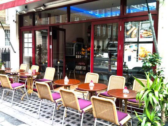 Sara Cafe Shisha London Marylebone Restaurant Reviews