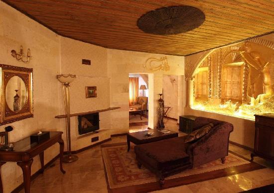 Cappadocia Cave Resort & Spa: Padishah Suite