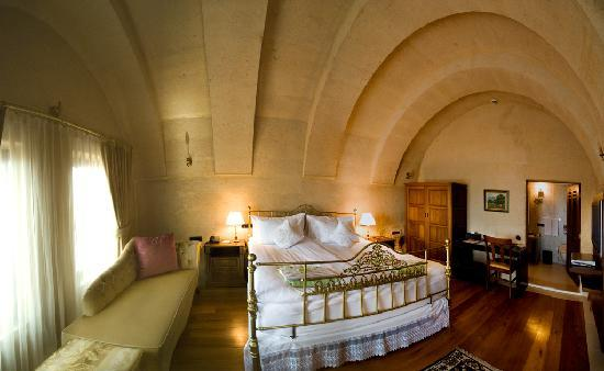 Cappadocia Cave Resort & Spa: Superior Room