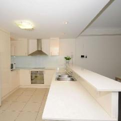 European Kitchens Tiny House Fully Equipped Picture Of The Bay Apartments