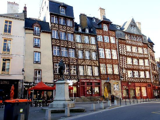 maisons à Rennes GR39