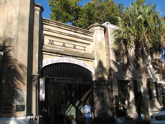 Old Slave Mart Museum Charleston  2018 All You Need to Know Before You Go with Photos