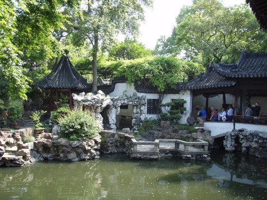 Photos of Garden of Contentment (Yu Yuan Garden), Shanghai