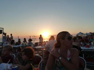BBQ at Echo beach - Picture of Echo Beach Club, Canggu ...