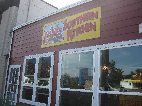 Restaurant front  Picture of Southern Kitchen Tacoma