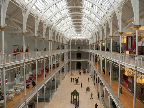Photos of National Museum of Scotland, Edinburgh