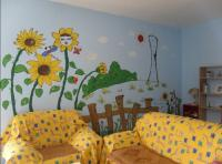 Living room - Picture of Sunflower's Home Hostel ...