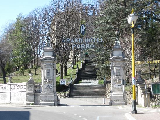 GRAND HOTEL PORRO Salsomaggiore Terme Provincia di Parma