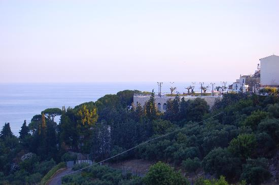 la terrazza panoramica sul mare  Picture of Sperlonga Province of Latina  TripAdvisor