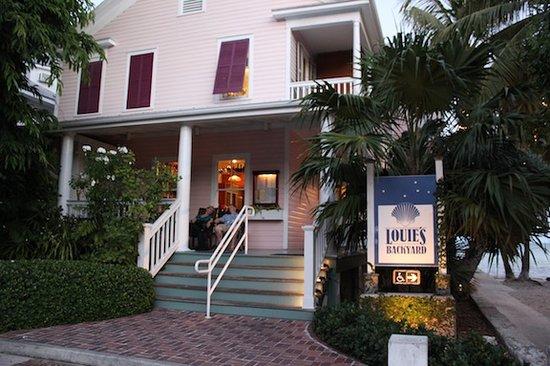 Louies Backyard Key West  Menu Prices  Restaurant Reviews  TripAdvisor