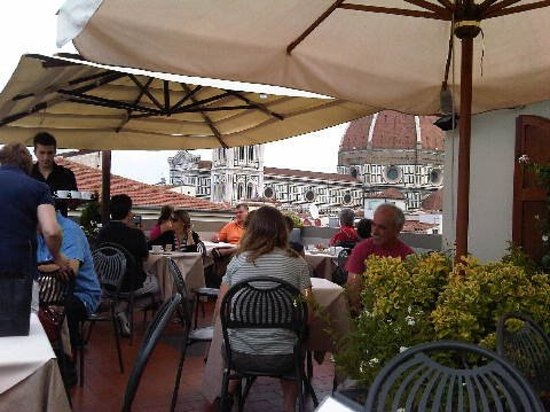 Caffe La Terrazza Florence  Duomo  Restaurant Reviews Phone Number  Photos  TripAdvisor