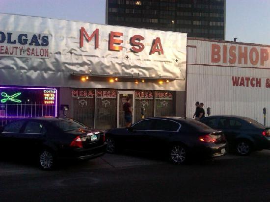 Mesa Restaurant Dallas