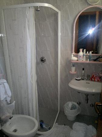 Bagno  Picture of Hotel Suisse Milano Marittima  TripAdvisor