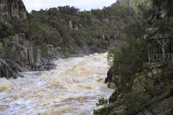 Image result for Cataract Gorge tasmania photos