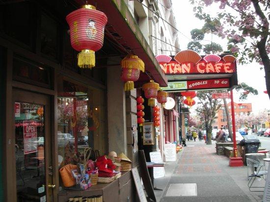 Downtown Restaurants Victoria Bc