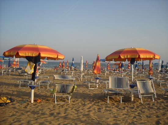 posto spiaggia  Foto di Hotel International Lignano Sabbiadoro  TripAdvisor