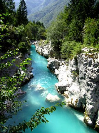 Horse Riding Wallpaper Hd Emerald And Crystal Clear Soca River Picture Of 3glav