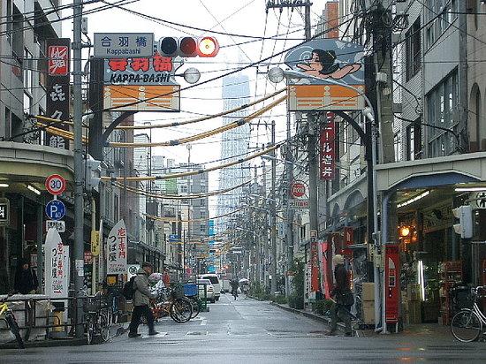 Kitchen Town Kappabashi Taito Japan Top Tips Before