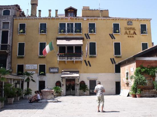 Hotel Ala, Venice, Italy  Foto Di Hotel Ala  Locale