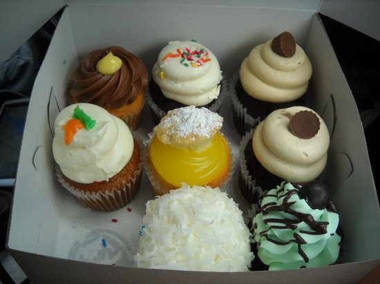 White Mountain Cupcakery, North Conway