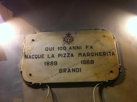 Foto di Pizzeria Brandi, Napoli
