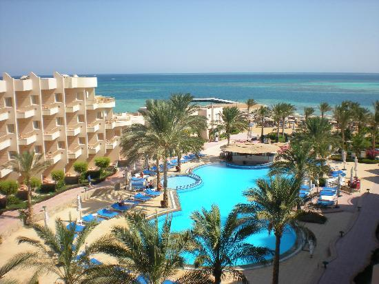 Vista Hotel Picture Of Sea Star Beau Rivage Hurghada