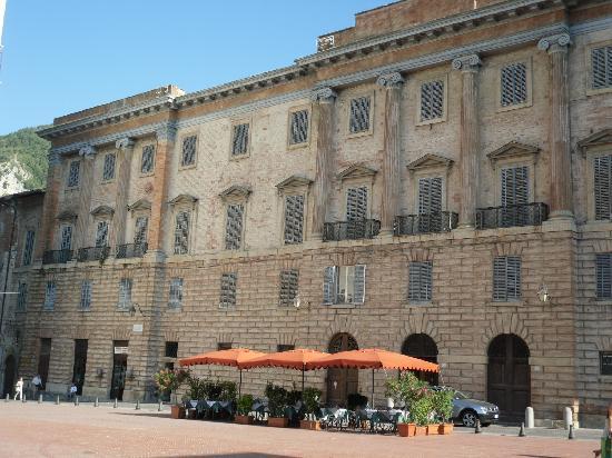 Palazzo Ducale Foto di Relais Ducale Hotel Gubbio