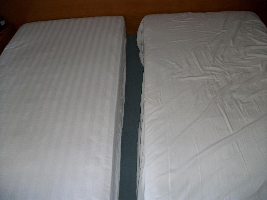 Hotel Don Ote The 2 Single Mattresses On Fixed Base