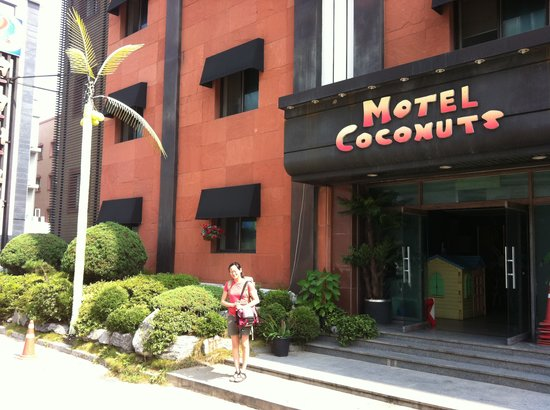 Mud Festival Hotel  Review of Coconut Motel Boryeong
