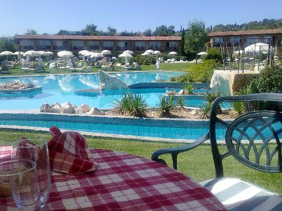 piscine  Foto di Hotel Adler Thermae Spa  Relax Resort