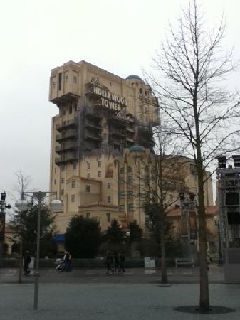 La Tour De La Terreur : terreur, L'intérieur, Terreur., Picture, Disneyland, Paris,, World, Tripadvisor