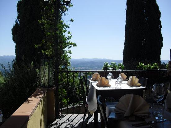 La Reggia degli Etruschi Fiesole  Restaurant Reviews