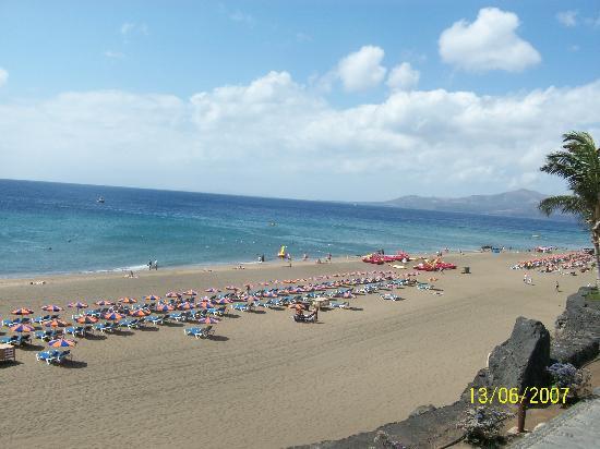 Cinco Plazas Beach