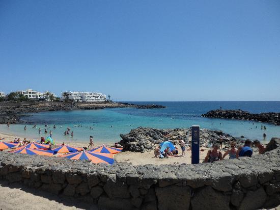Playa Jabillo Beach Picture Of Apartamentos Galeon Playa